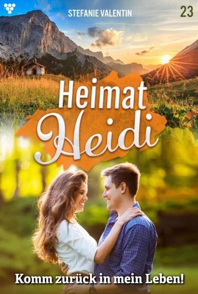 Heimat-Heidi 23 – Heimatroman