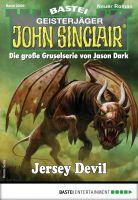John Sinclair 2066 - Horror-Serie