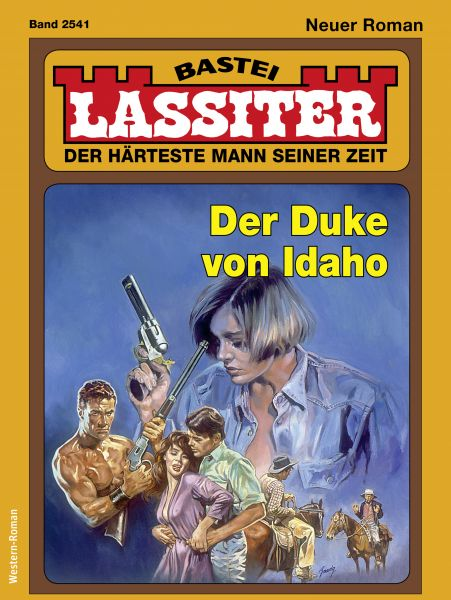 Lassiter 2541 - Western