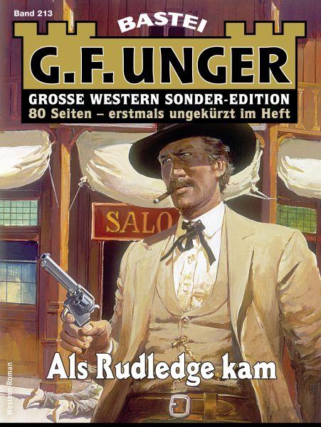 G. F. Unger Sonder-Edition 213 - Western