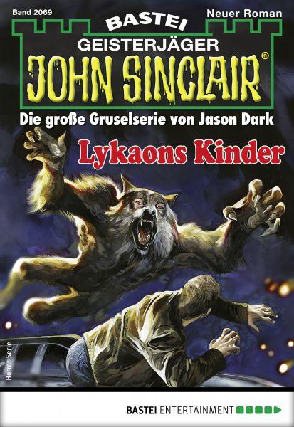 John Sinclair 2069 - Horror-Serie