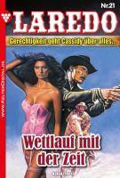 Laredo (Der Nachfolger von Cassidy) 21 - Erotik Western