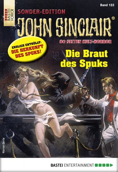 John Sinclair Sonder-Edition 123 - Horror-Serie