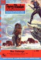 Perry Rhodan 265: Das Zeitauge (Heftroman)