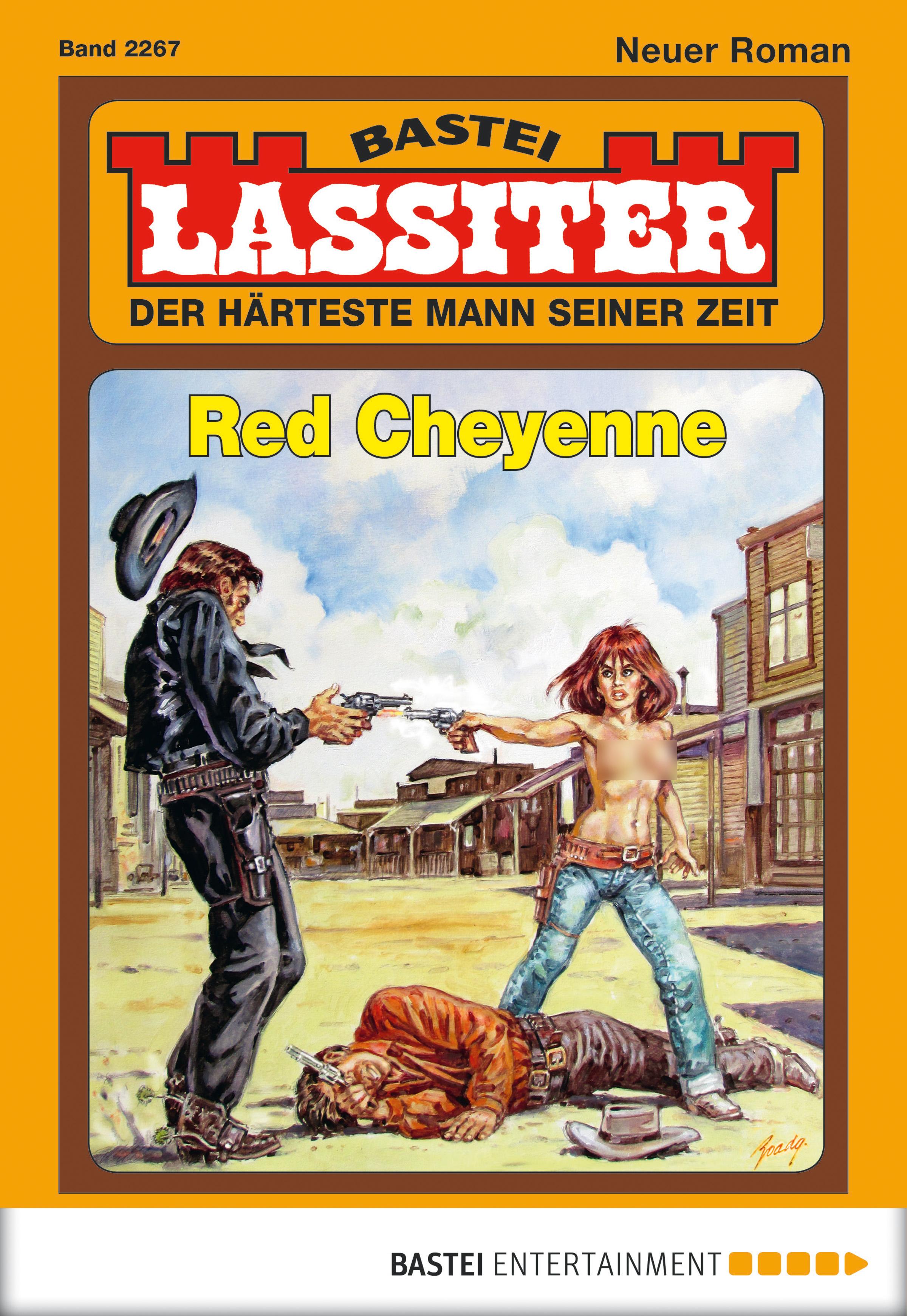 Lassiter Folge 2355 (Jack Slade Bastei Entertainment)