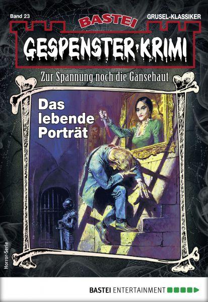 Gespenster-Krimi 23 - Horror-Serie