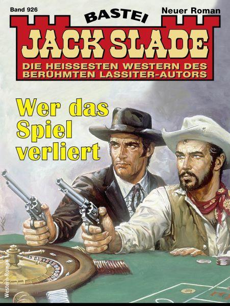 Jack Slade 926 - Western
