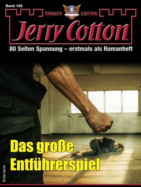 Jerry Cotton Sonder-Edition 156 - Krimi-Serie