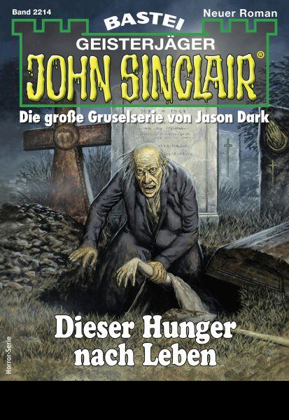 John Sinclair 2214 - Horror-Serie