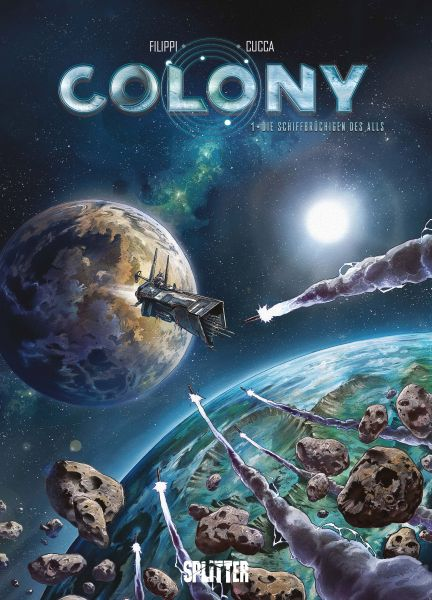 Colony. Band 1