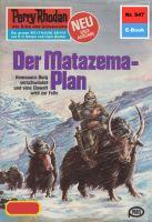 Perry Rhodan 947: Der Matazema-Plan (Heftroman)