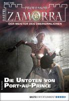 Professor Zamorra 1153 - Horror-Serie