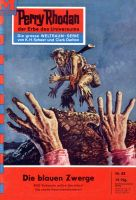 Perry Rhodan 62: Die blauen Zwerge (Heftroman)