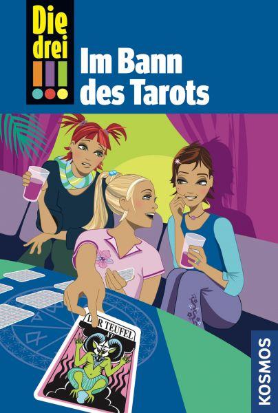 Die drei !!!, 9, Im Bann des Tarots (drei Ausrufezeichen)