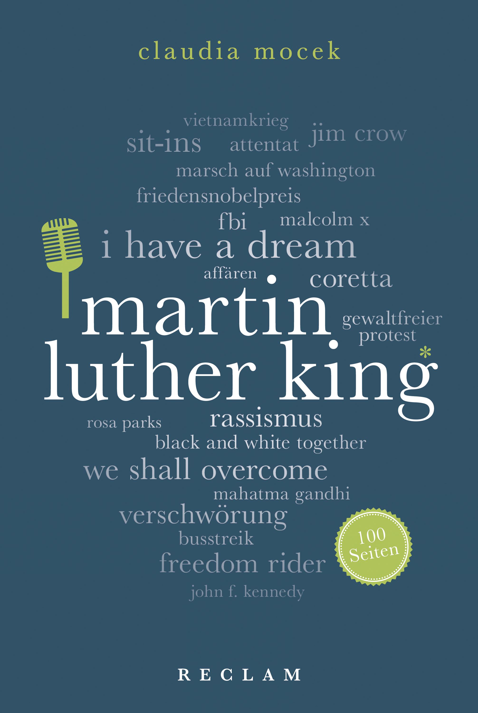 Claudia Mocek Martin Luther King 100 Seiten