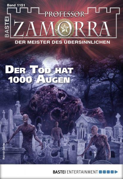 Professor Zamorra 1151 - Horror-Serie