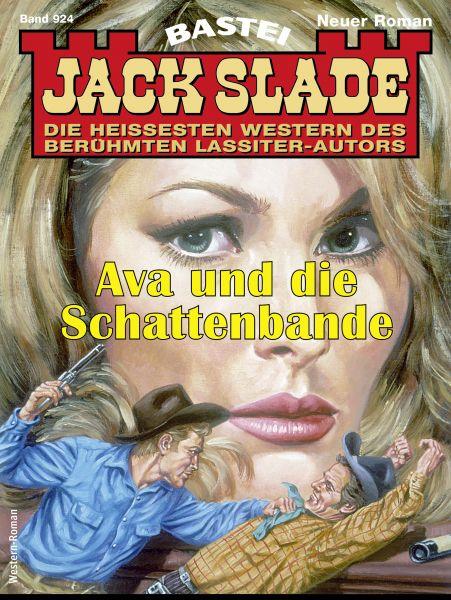 Jack Slade 924 - Western