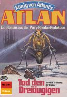 Atlan 391: Tod den Dreiäugigen (Heftroman)