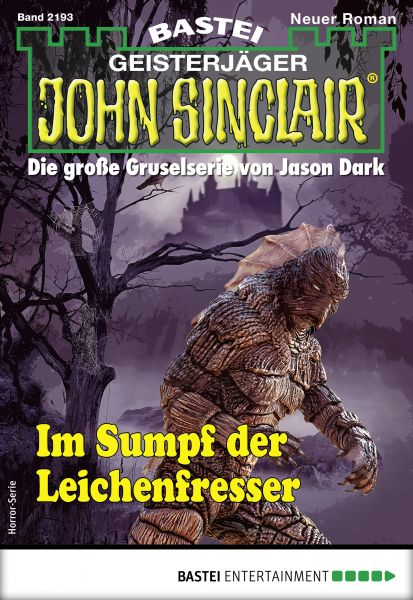 John Sinclair 2193 - Horror-Serie