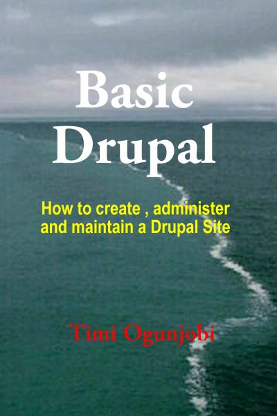 Basic Drupal