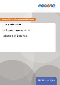 Lieferantenmanagement