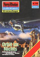 Perry Rhodan 1548: Orbit im Nichts (Heftroman)
