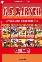G.F. Barner Staffel 2 - Western