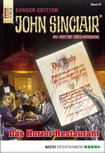 John Sinclair Sonder-Edition 97 - Horror-Serie
