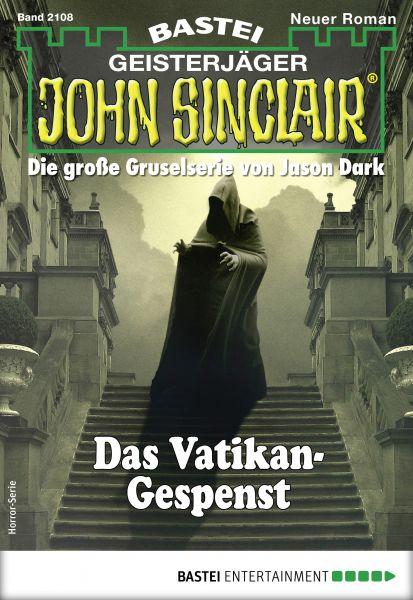 John Sinclair 2108 - Horror-Serie