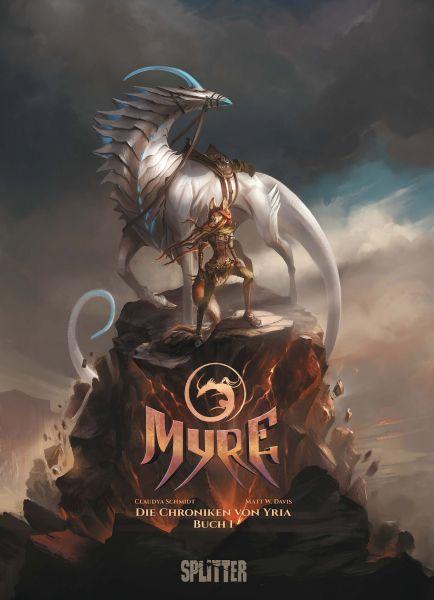 Myre - Die Chroniken von Yria. Band 1