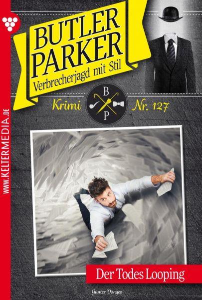 Butler Parker 127 – Kriminalroman