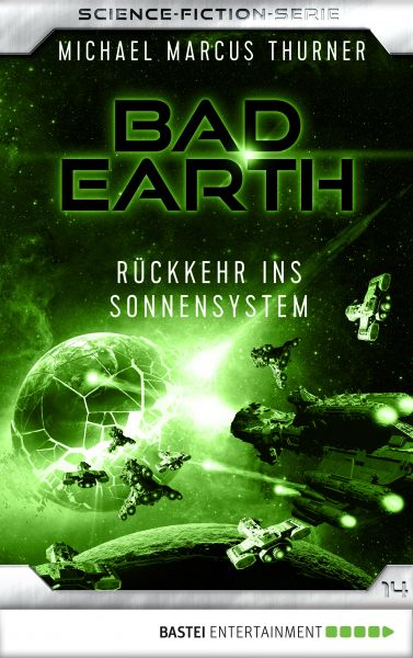 Bad Earth 14 - Science-Fiction-Serie