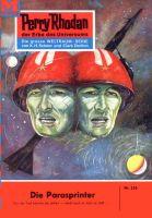 Perry Rhodan 226: Die Parasprinter (Heftroman)