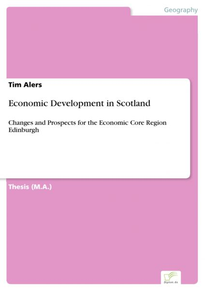 Economic Development in Scotland
