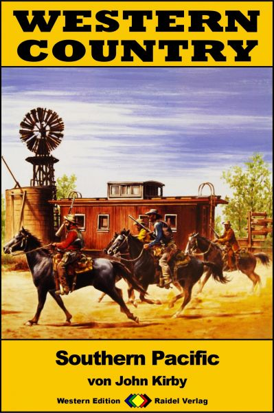 WESTERN COUNTRY 214: Southern Pacific