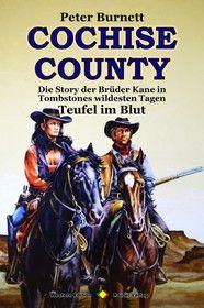 COCHISE COUNTY Western 15: Teufel im Blut
