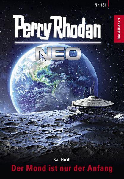 Perry Rhodan Neo Paket 19 Beam Einzelbände: Die Allianz