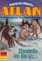 Atlan 319: Zitadelle im Eis (Heftroman)