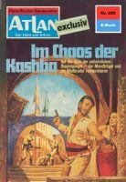 Atlan 256: Im Chaos der Kashba