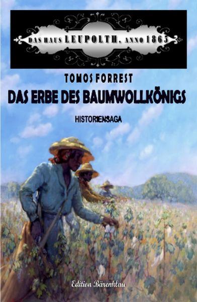 Das Erbe des Baumwollkönigs: Das Haus Leupolth, Anno 1865: