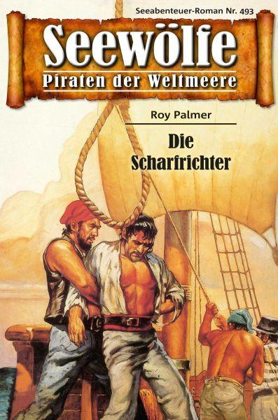 Seewölfe - Piraten der Weltmeere 493