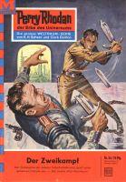 Perry Rhodan 54: Der Zweikampf (Heftroman)