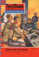 Perry Rhodan 224: Agenten gegen das Imperium (Heftroman)
