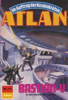 Atlan 711: BASTION-V (Heftroman)