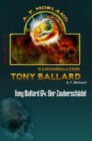 Tony Ballard 64: Der Zauberschädel