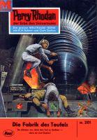 Perry Rhodan 261: Die Fabrik des Teufels (Heftroman)