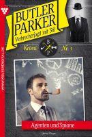 Butler Parker 1 - Kriminalroman