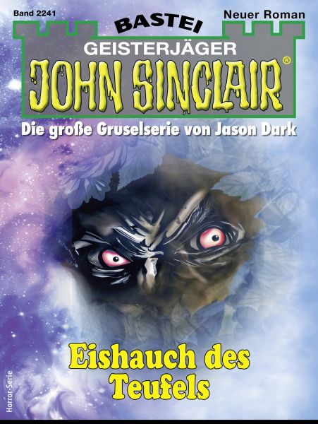John Sinclair 2241 - Horror-Serie