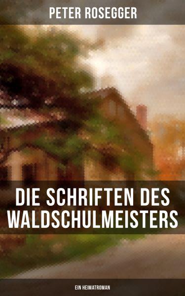 Die Schriften des Waldschulmeisters (Ein Heimatroman)