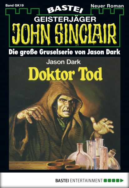 John Sinclair Gespensterkrimi - Folge 19